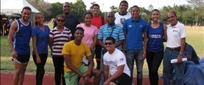 UNAPEC gana oro en el Torneo Nacional de Atletismo Universitario