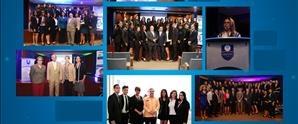 Candidatos presidenciales de la República Dominicana visitan UNAPEC