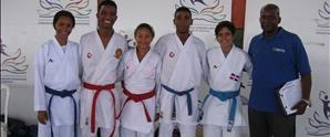 unapec participa en Torneo Nacional de Karate Universitario