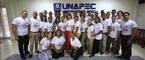 UNAPEC recibe en sus instalaciones estudiantes de la Escuela Nacional de Sordos