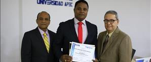 UNAPEC clausura diplomado Sistema Eléctrico de Potencia 2016