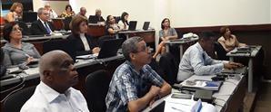 UNAPEC celebra taller sobre las revistas indexadas