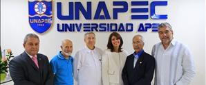 UNAPEC realiza Tertulia Pedagógica con Elsa María Moquete