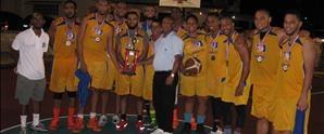 UNAPEC finaliza Torneo Interdecanatos de Baloncesto