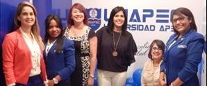 UNAPEC participa en Expo Capacitando 2016
