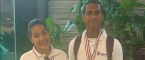 Estudiantes de UNAPEC se destacan en competencia de RUBIK