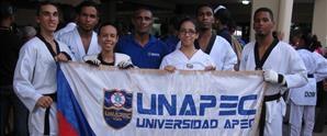 UNAPEC se corona sub-campeón en intercambio de Artes Marciales