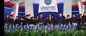 UNAPEC gradúa 1201 profesionales en XLIX Graduación Ordinaria