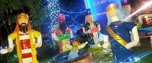 Dan a conocer ganadores del Concurso de Pesebres Navideños de UNAPEC