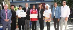 Estudiantes de UNAPEC participan en Concurso de Caldos y Dulces Típicos organizado por Decanato de Turismo