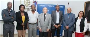 Delegación del Instituto Universitario y Tecnológico de Haití visita Campus Principal de UNAPEC