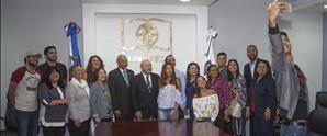 Estudiantes de la Universidad de Puerto Rico participan en Programa Movilidad Estudiantil UNAPEC-UPRR