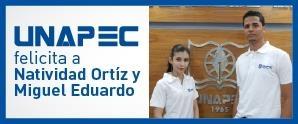Felicitamos a Natividad Ortiz y Miguel Eduardo Damirón