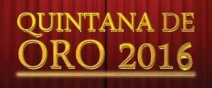 Premiación Quintana de Oro 2016
