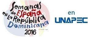 Las Semanas de España 2016 en UNAPEC