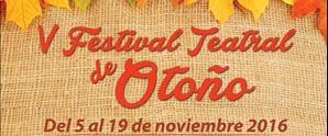 V Festival Teatral de Otoño