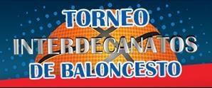 Torneo Interdecanatos de Baloncesto
