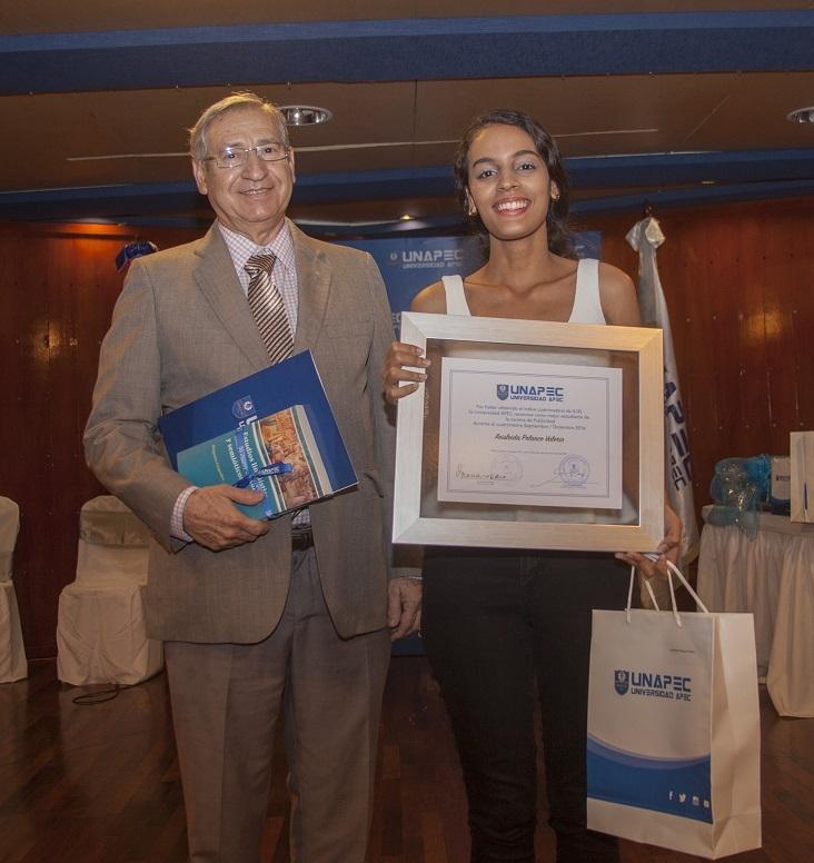 Arisleida Polanco Valerio, Licenciatura en Publicidad.