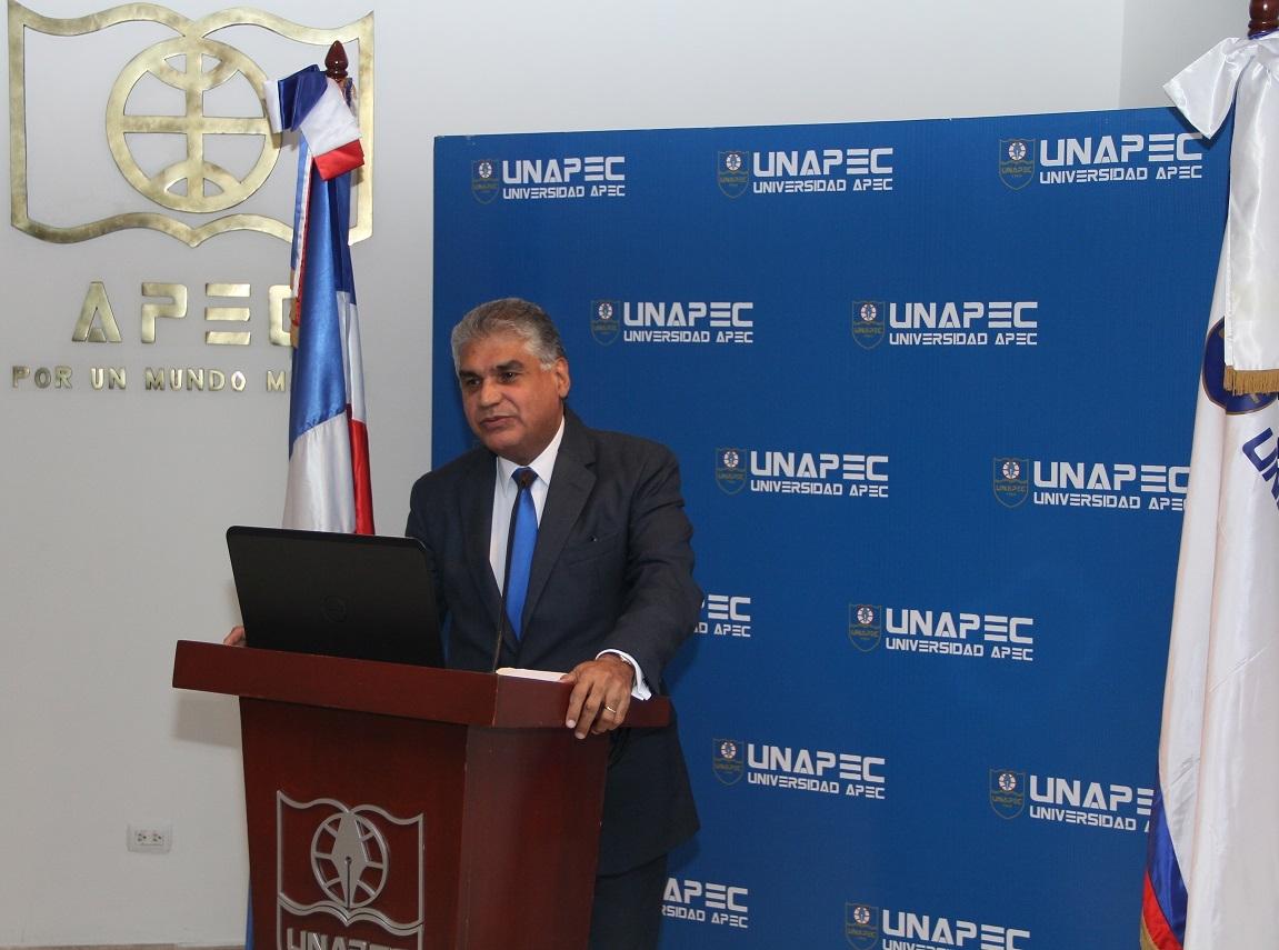 Viceministro de Turismo, Fausto Fernández.
