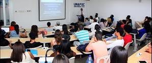 UNAPEC ofrece charla informativa sobre la 9na Competencia Estudiantil Universitaria de Planes de Negocios 2017