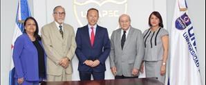 Universidad APEC y Next International Business School firman acuerdo promueve desarrollo de la enseñanza superior y la investigación