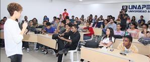 NutritivaH trae Jornada de Educación Alimentaria Universitaria a UNAPEC