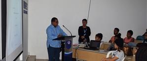 """UNAPEC continua programa Mes de la Patria con conferencia """"El Trabajo de los Trinitarios"""""""