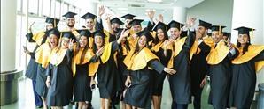 UNAPEC entrega al país 1,040 nuevos profesionales