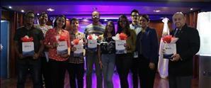 UNAPEC realiza Merito Estudiantil a los alumnos más destacados