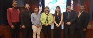 Huawei dominicana ofrece en UNAPEC charla informativa sobre competencia