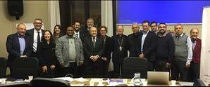 El Papa Francisco recibe al Rector de UNAPEC