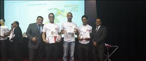 Estudiantes de UNAPEC entre los ganadores del Huawei ICT Competition Dominican Republic 2018-2019