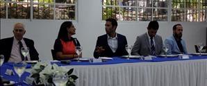 UNAPEC y Y. A. MAOF Holding Management ponen en marcha proyecto de sostenibilidad a través del Sargazo en R.D