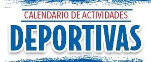 Calendario de Actividades Deportivas