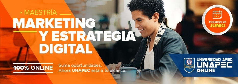 Maestría Online: Marketing y Estrategia Digital