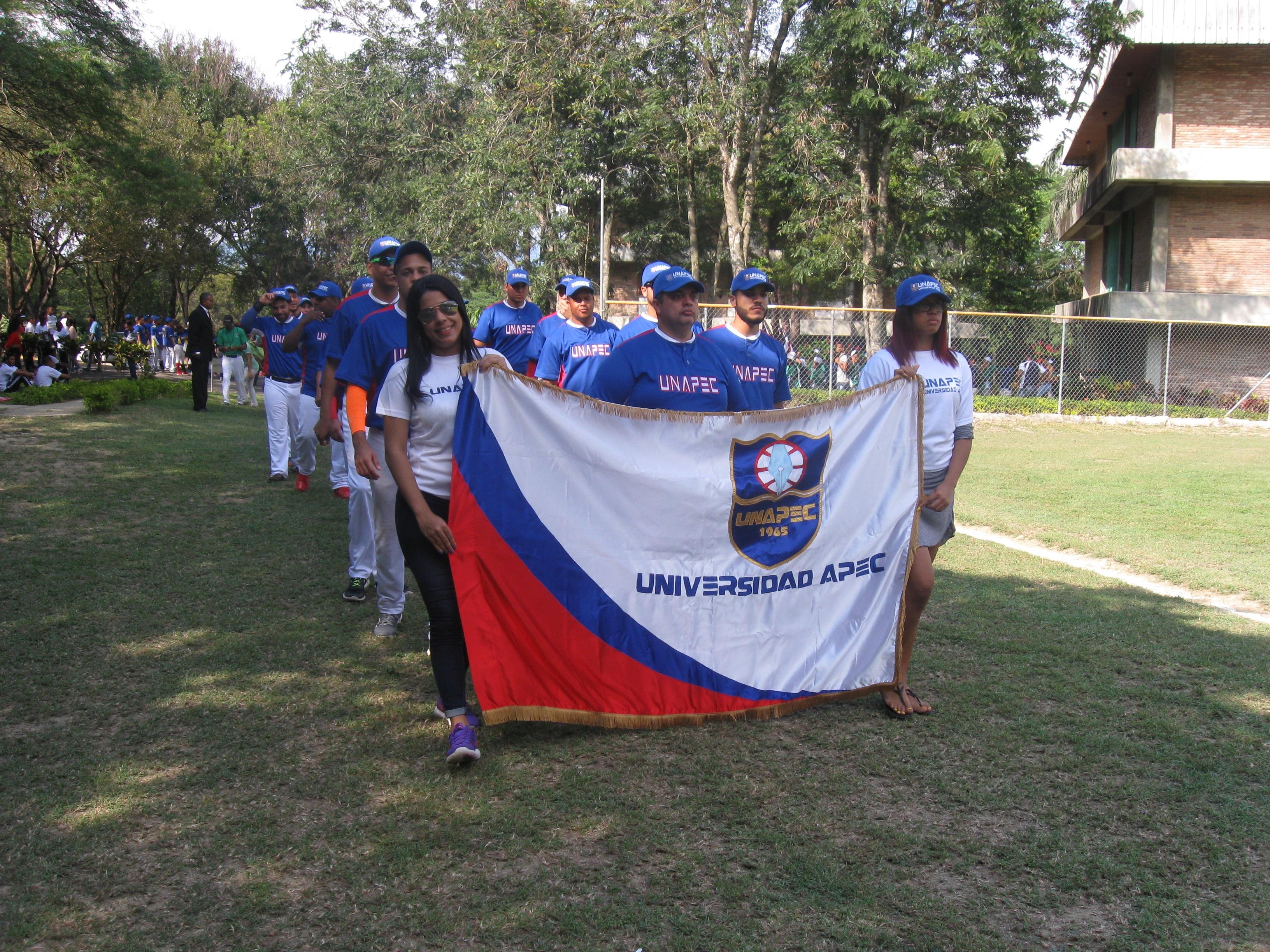 Equipo de Softball Chata de UNAPEC