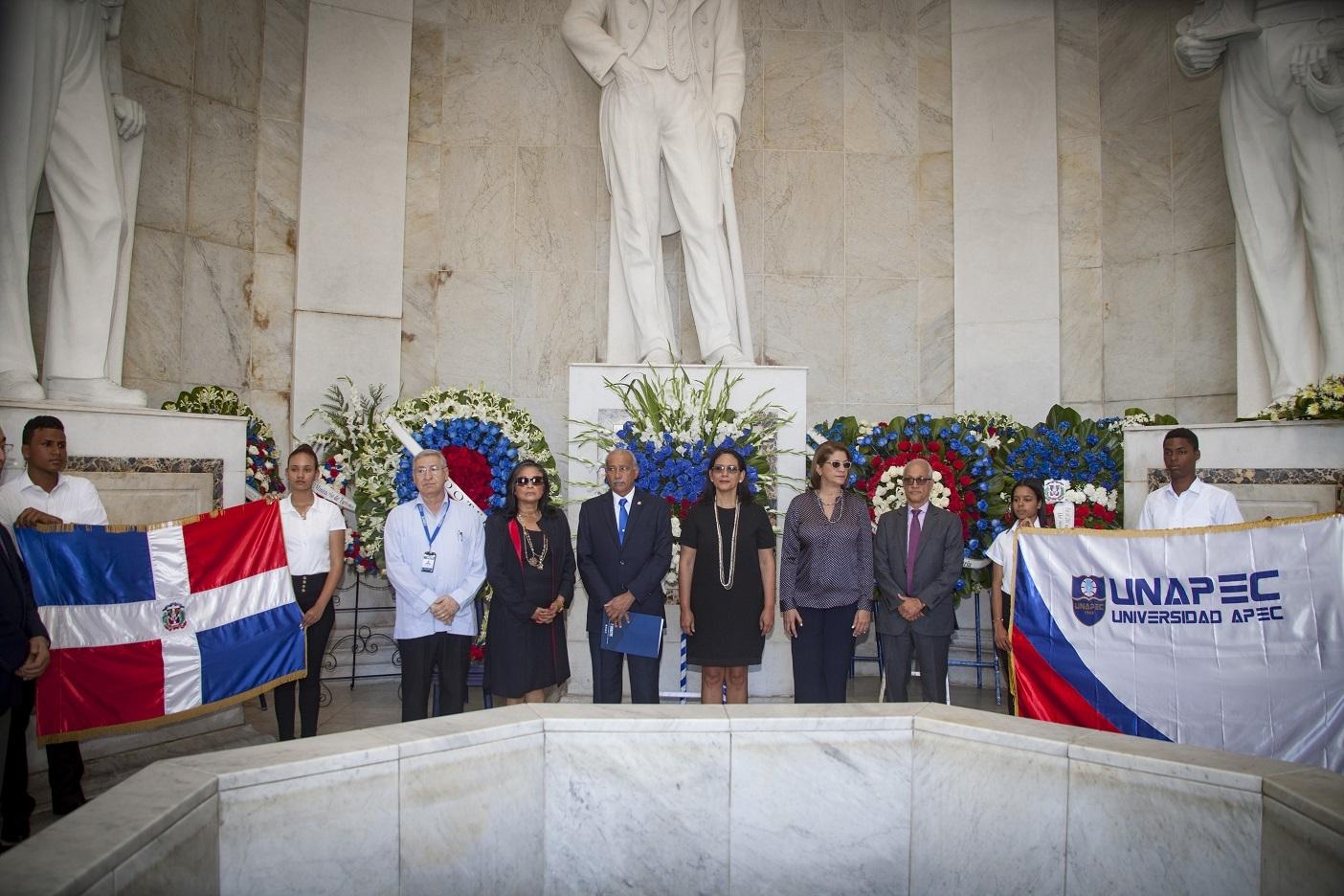 Ofrenda en Altar de la Patria 2017