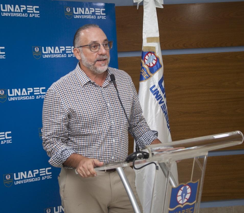 Presidente de FEDOGOLF, Carlos Bermúdez.