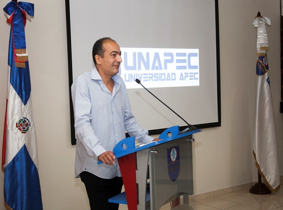 Nour- Eddine Halhoul, Ministro Consejero de la Embajada del Reino de Marruecos en Santo Domingo.