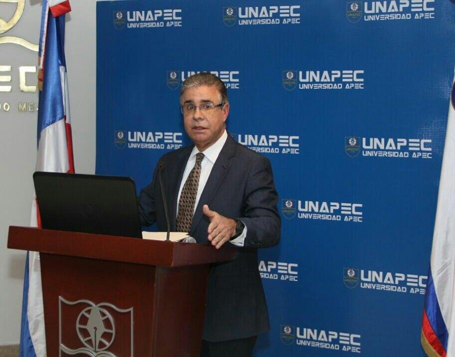 Luis José Chávez, presidente de ADOMPRETUR