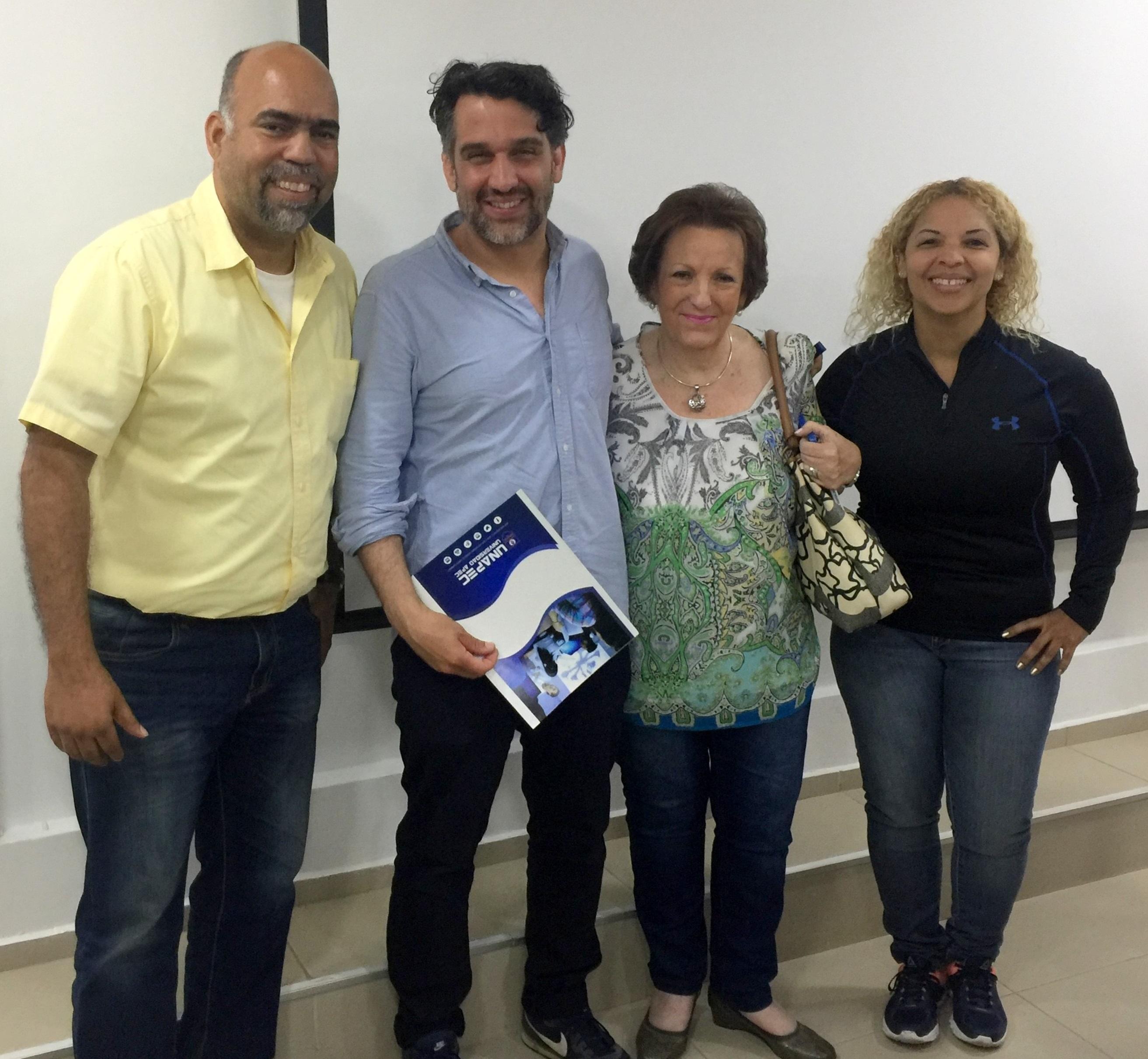 Decanato de Artes y Comunicación de UNAPEC proyecta Filme Verfehlung (Desliz)