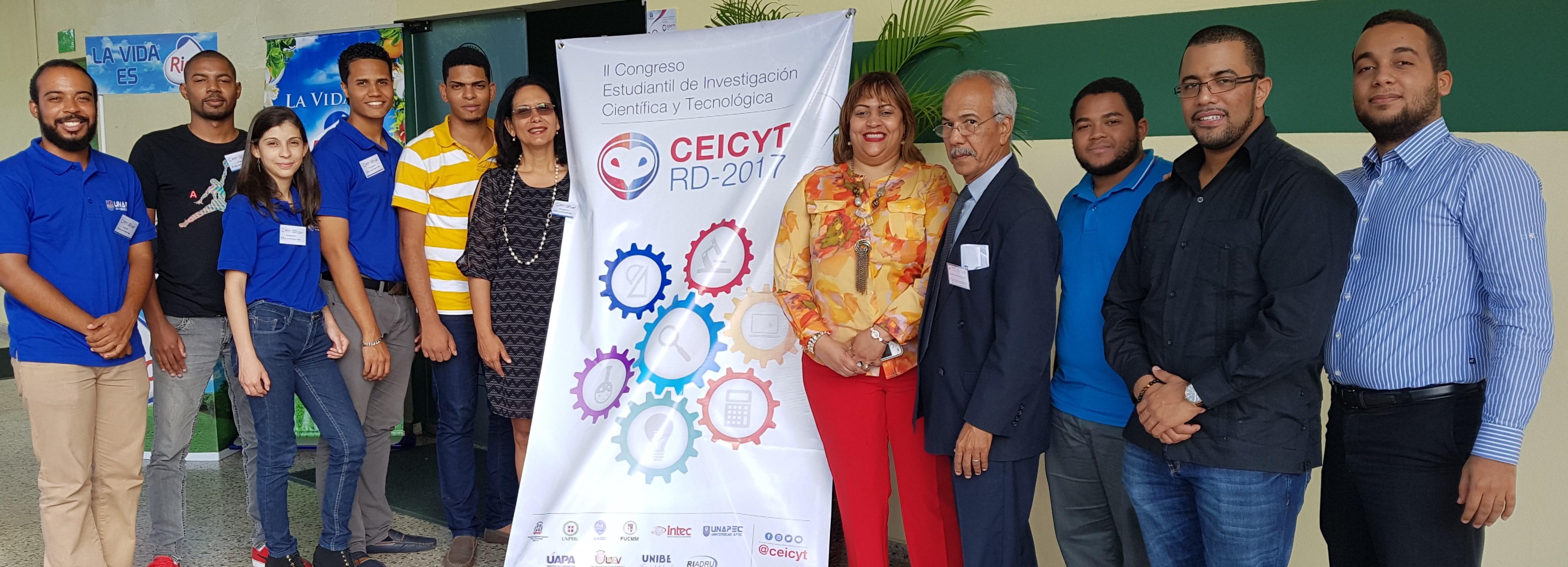 II Congreso Estudiantil de Investigación Científica y Tecnológica (CEICYT 2017)
