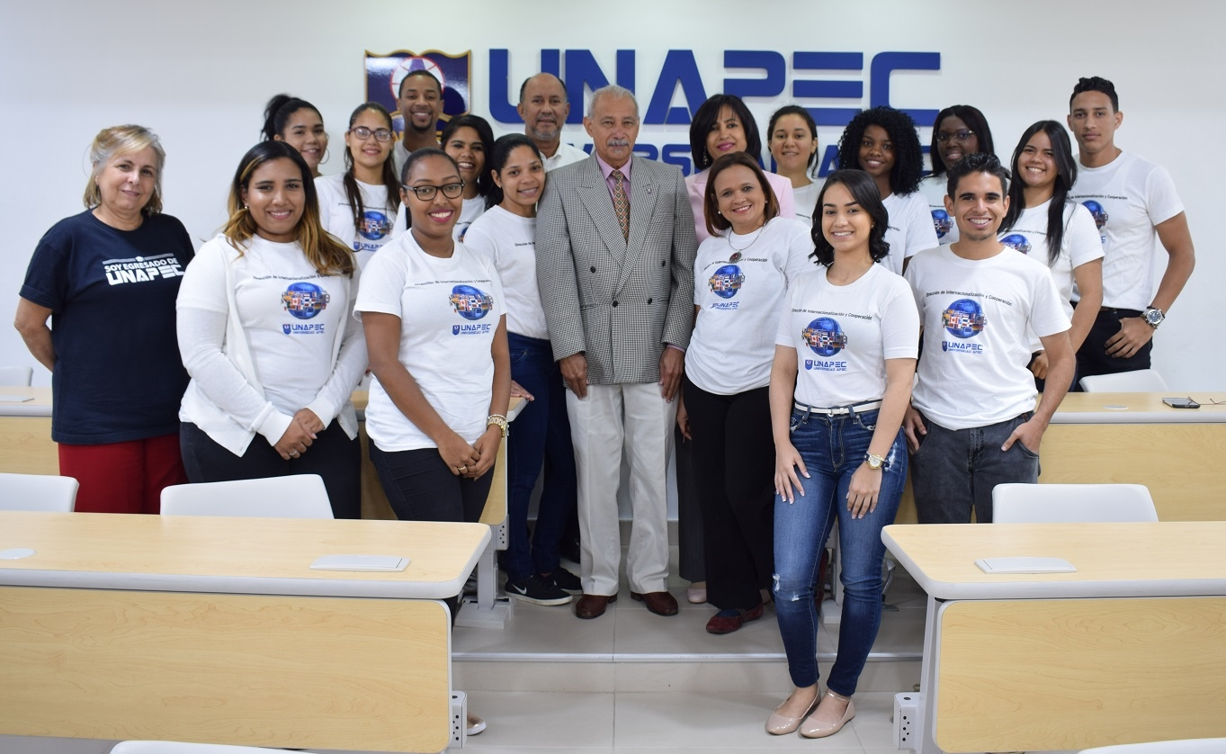 Programa Movilidad Estudiantil en la universidad de Puerto Rico