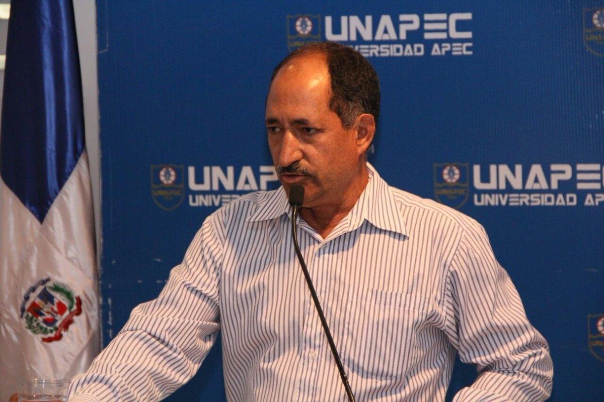 Esteban Polanco, del Ministerio de Medio Ambiente