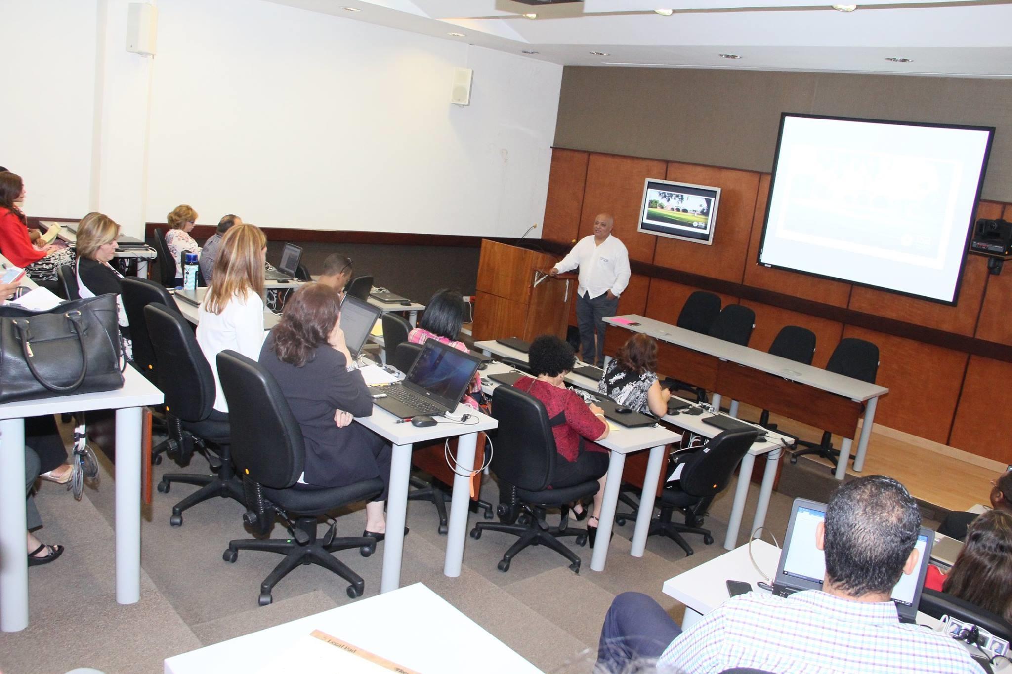 Jornada de Internacionalización y Cooperación en la Educación Universitaria en UNAPEC