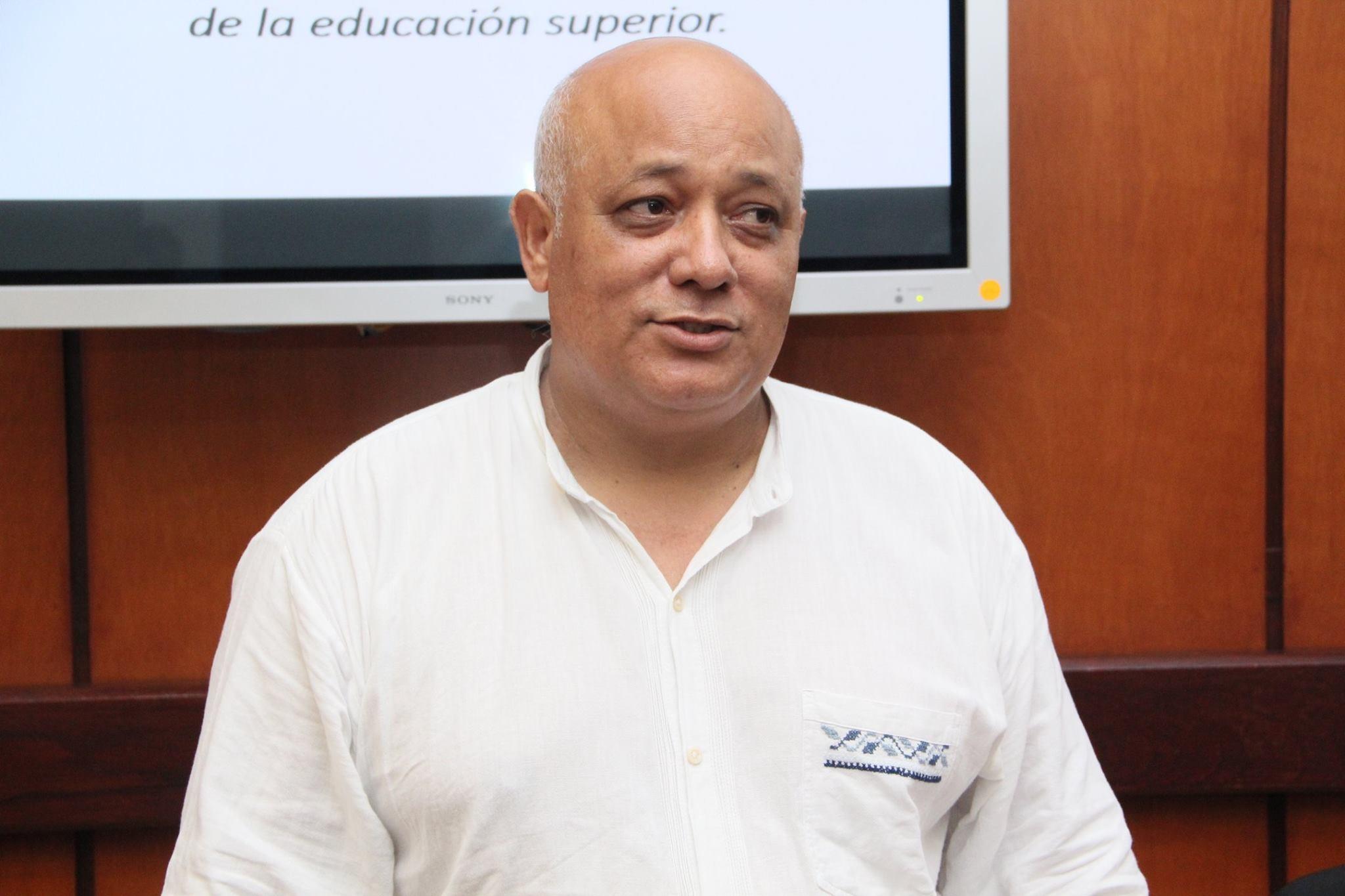 Ángel Alfredo Tamayo Pupo, experto en Relaciones Internacionales de la Universidad de La Habana, Cuba.