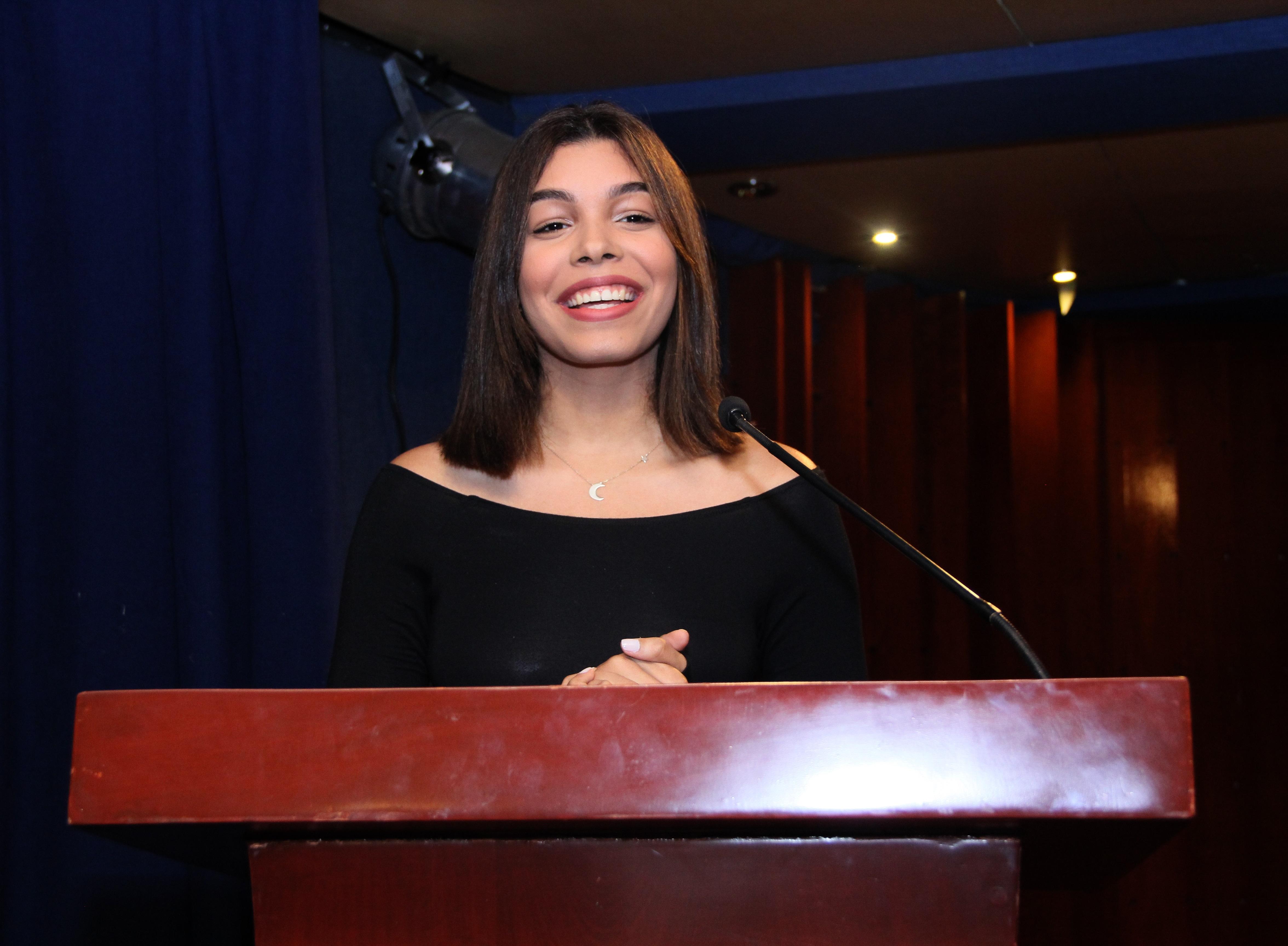Sarah Méndez, Lic. en Comunicación Publicitaria y creadora de Agallúa compartió su experiencia como instagramer y en el posicionamiento de su marca personal.