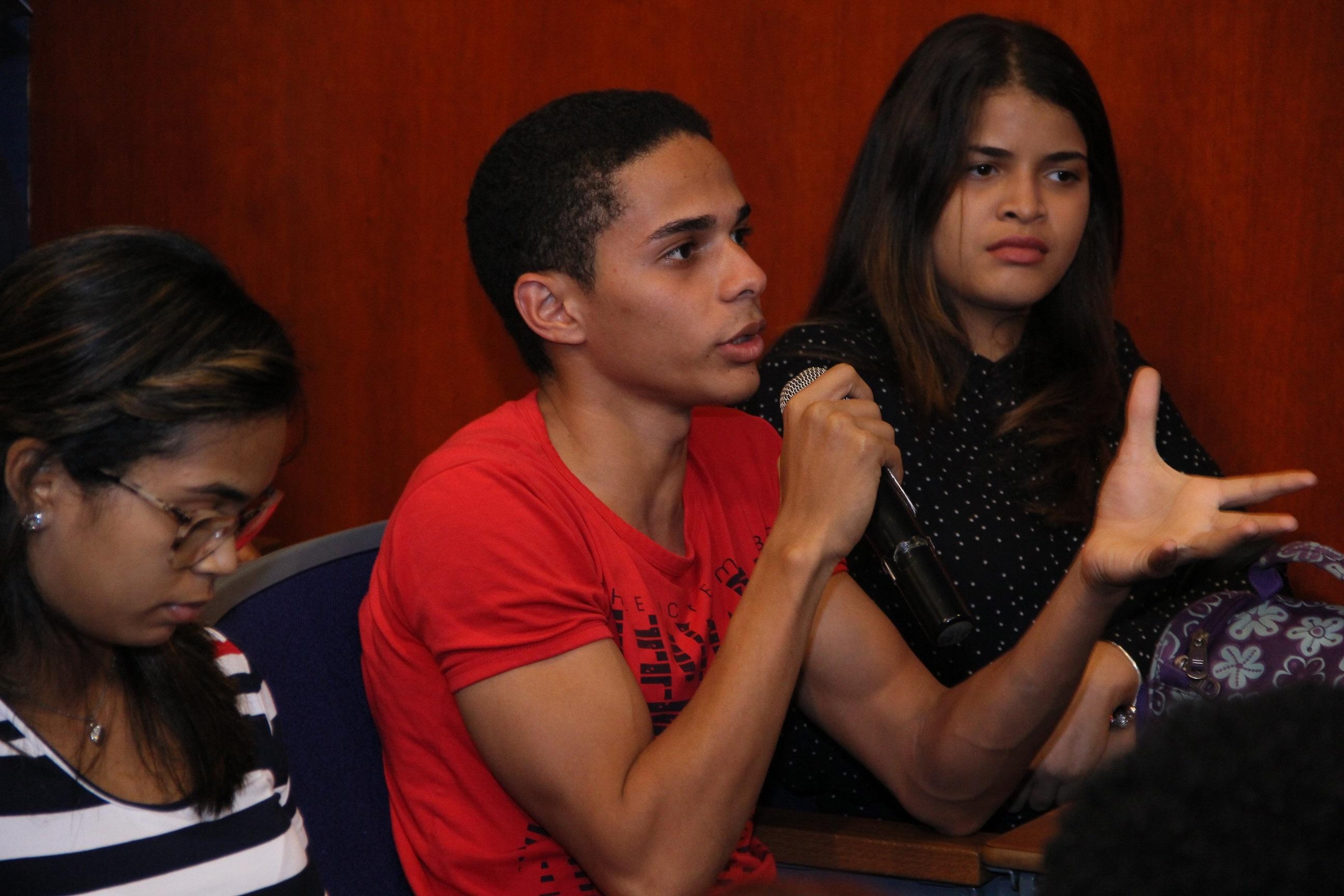 Lanzamiento del Núcleo Estudiantil de la licenciatura en Comunicación Digital de UNAPEC