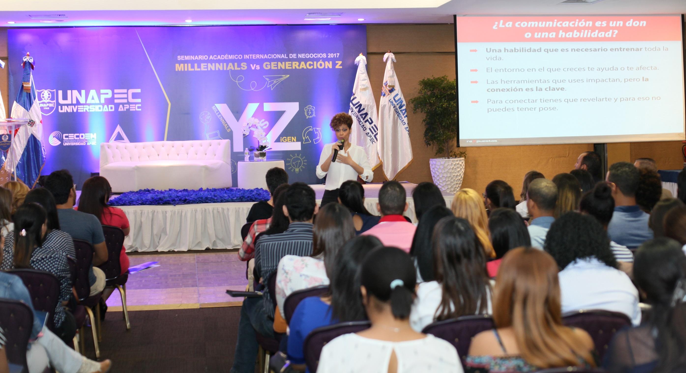 Elaine Féliz, directora de Rexpuestas y NutritivaH.