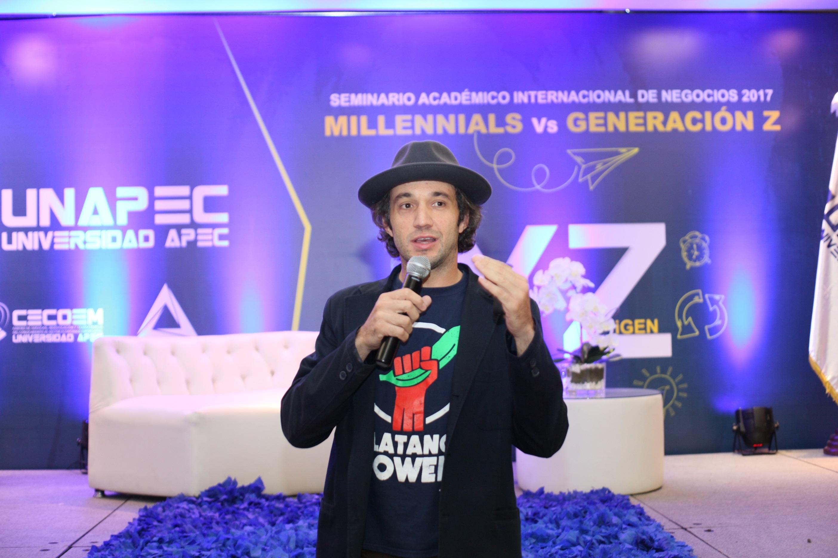 Luis Delgado, fundador de Tingola.